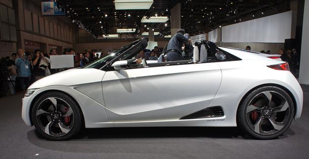 Hondas S660 Concept Readzmag